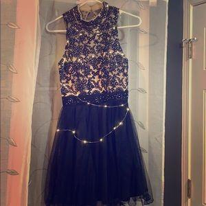 BRAND NEW NWOT HOMECOMING DRESS!